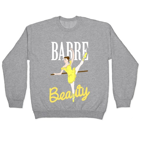 Barre Beauty Pullover