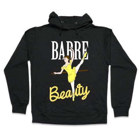 Barre Beauty Hooded Sweatshirt