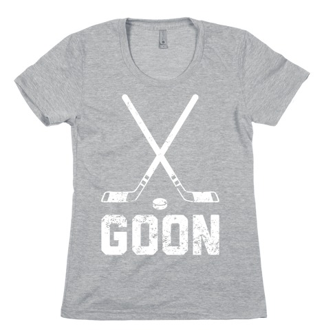 Goon Womens T-Shirt