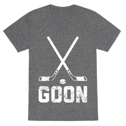 Goon V-Neck Tee Shirt