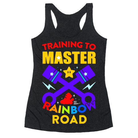 Training To Master Rainbow Road