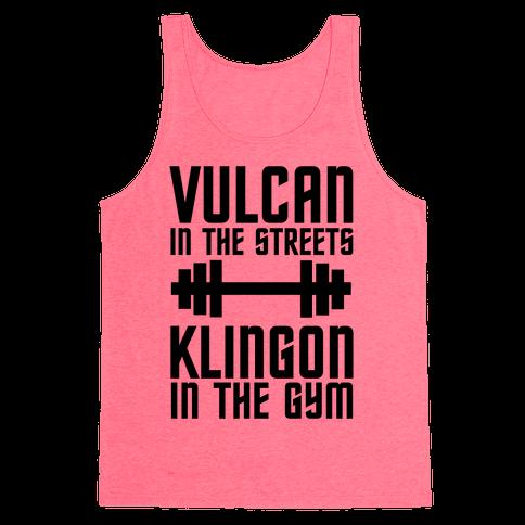 Klingon in the Gym