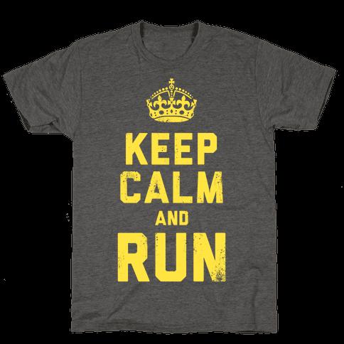 Keep Calm and Run (Dark Tank)