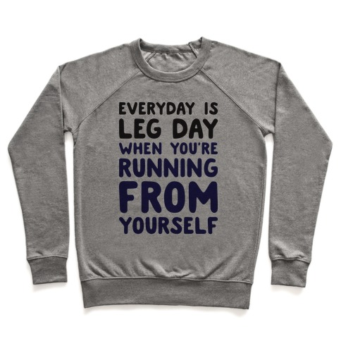 Running From Yourself Pullover