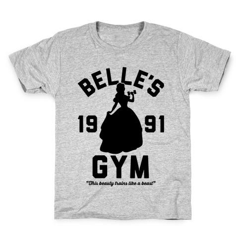 Belle's Gym Kids T-Shirt