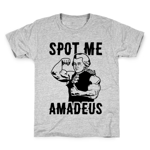 Spot Me Amadeus Kids T-Shirt