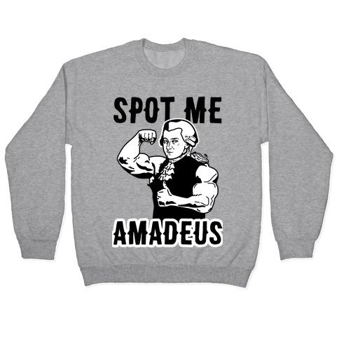 Spot Me Amadeus Pullover