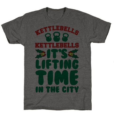 Kettlebells Kettlebells It's Lifting Time in the City