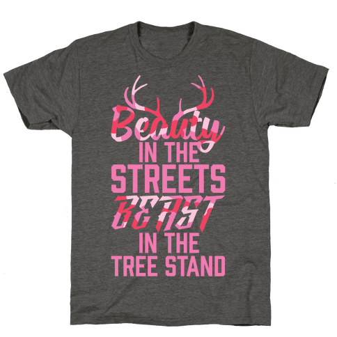 Beauty In The Streets, Beast In The Tree Stand