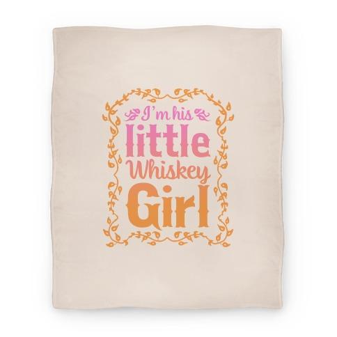 Little Whiskey Girl (Blanket) Blanket