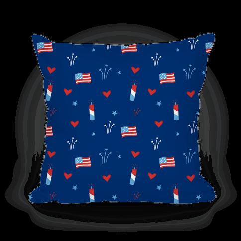American Pride Pattern (Blue)