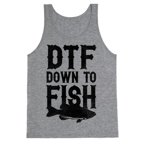 Down To Fish Tank Top