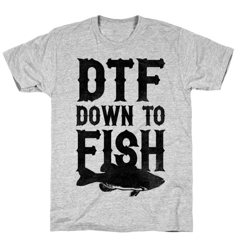 Down To Fish T-Shirt