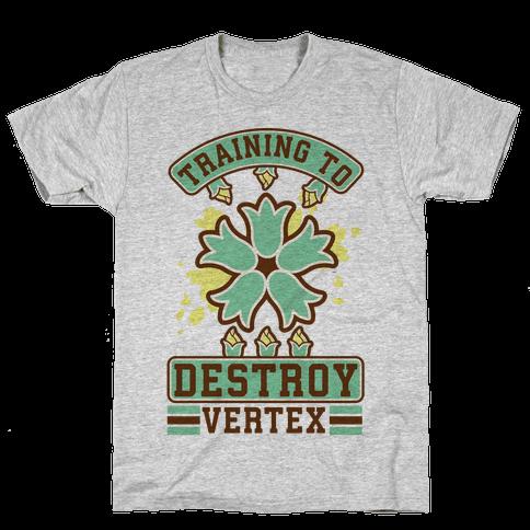 Training to Destroy Vertex Itsuki