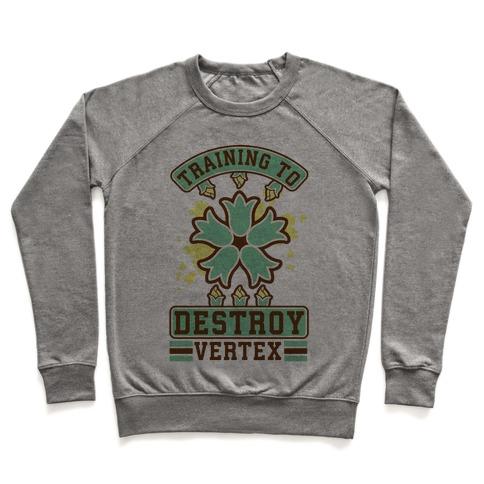 Training to Destroy Vertex Itsuki Pullover