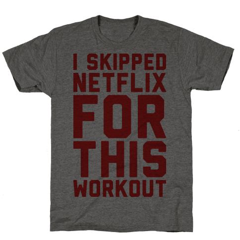 I Skipped Netflix For This Workout