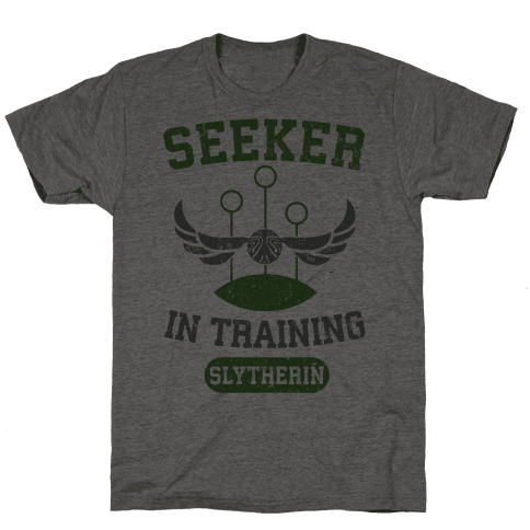 Seeker In Training (Slytherin)
