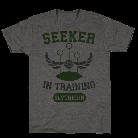 Seeker In Training (Slytherin)