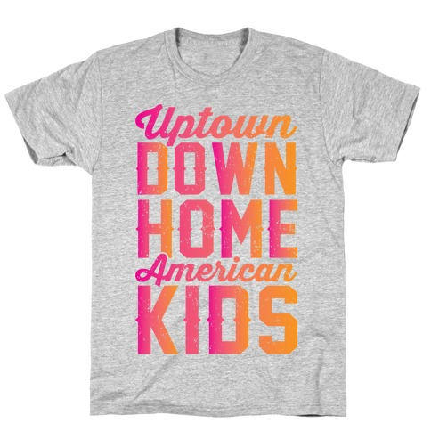 Uptown Downhome American Kids T-Shirt