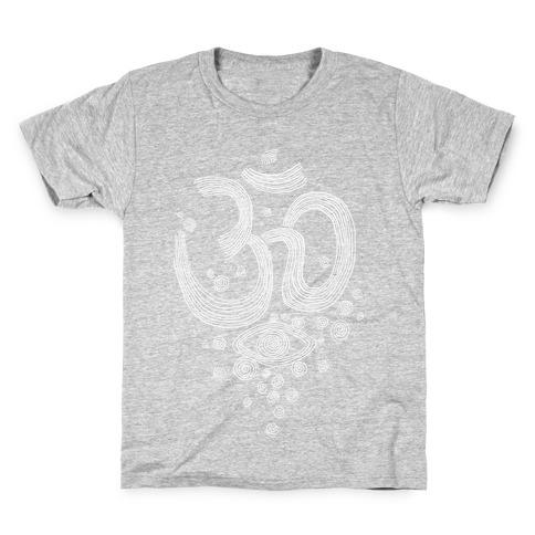 Om And Eye Kids T-Shirt