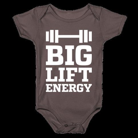 Big Lift Energy Baby One-Piece