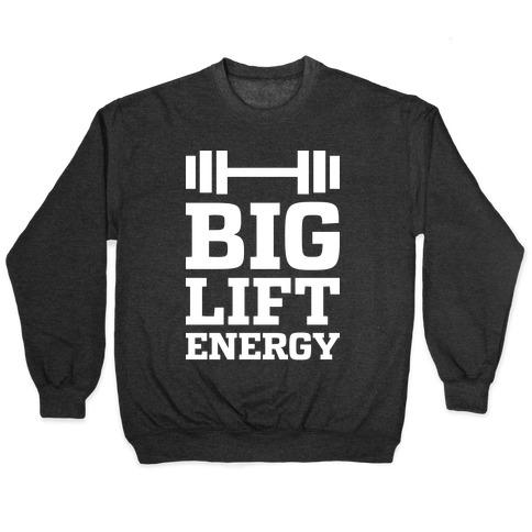 Big Lift Energy Pullover