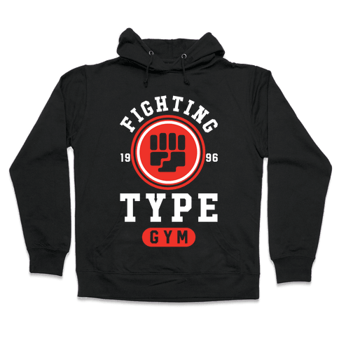 Fighting Type Gym 1996 Hooded Sweatshirt