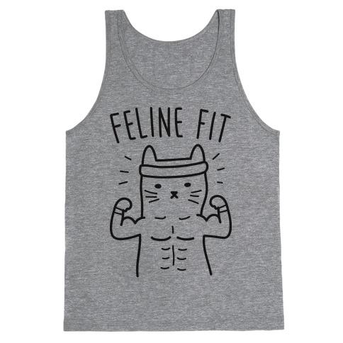 Feline Fit Tank Top