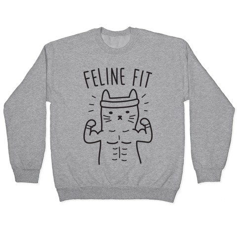 Feline Fit Pullover