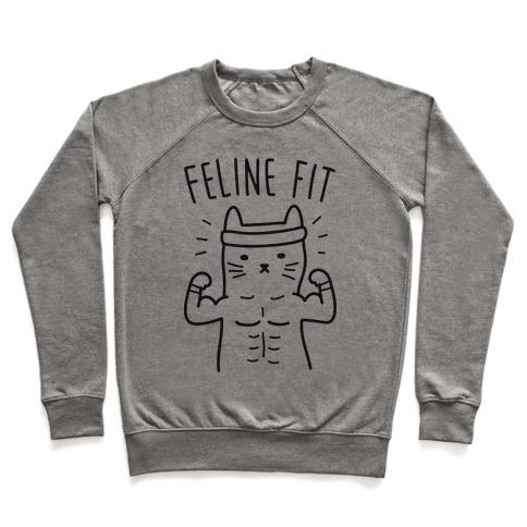 Feline Fit Pullover