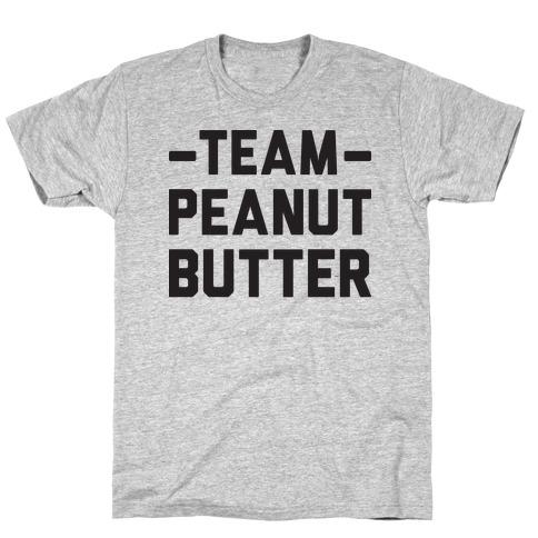 Team Peanut Butter T-Shirt