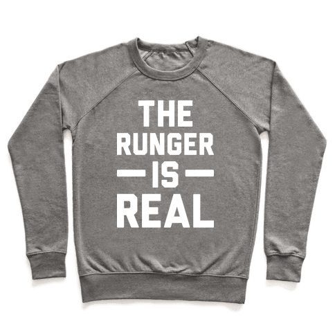 The Runger Is Real Pullover