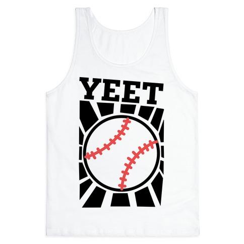 YEET - baseball Tank Top