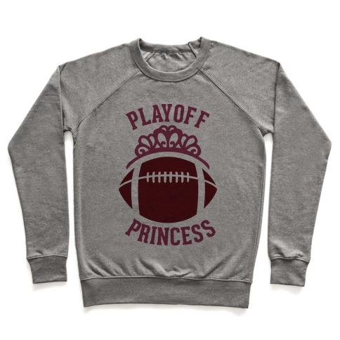 Playoff Princess (Football) Pullover