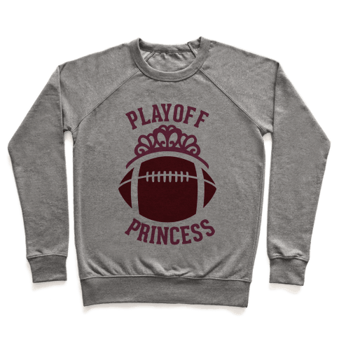 Playoff Princess (Football) Pullover