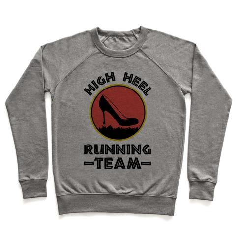 High Heel Running Team Pullover