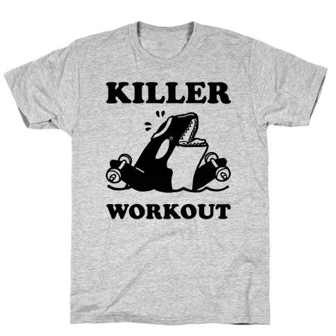 Killer Workout (Orca) T-Shirt