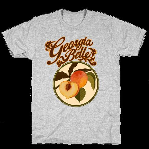 Georgia Belle Mens T-Shirt