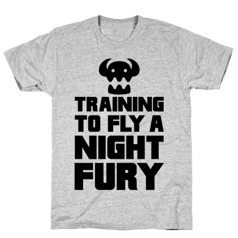 Training To Fly A Nightfury