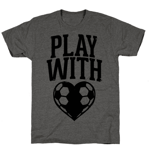 Play With Heart (Soccer)