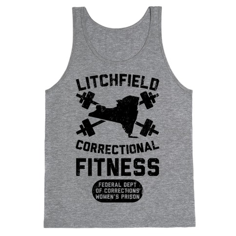 Litchfield Correctional Fitness Tank Top