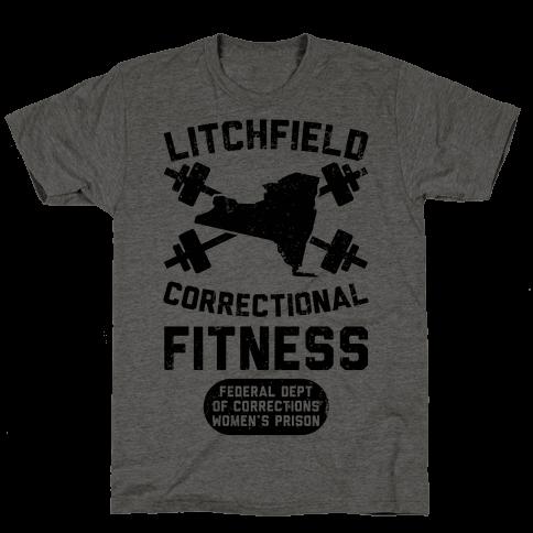 Litchfield Correctional Fitness