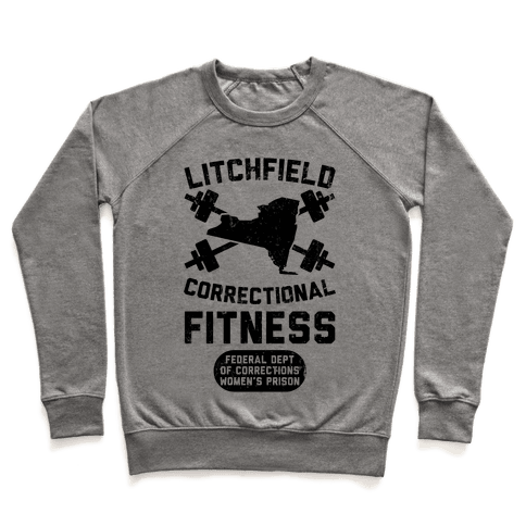 Litchfield Correctional Fitness Pullover