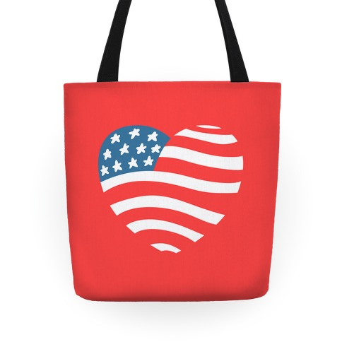 American Heart Tote