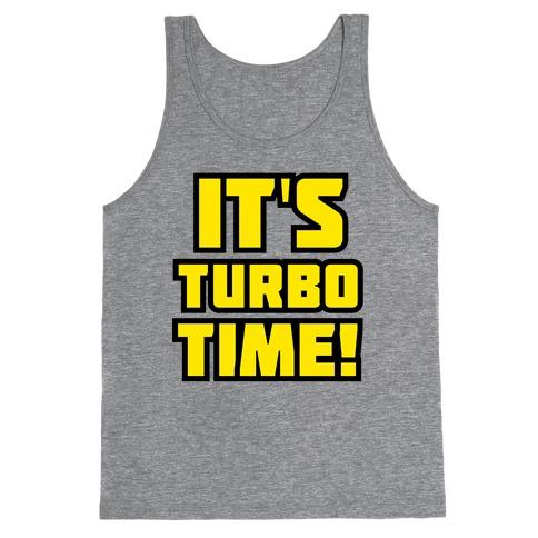 It's Turbo Time Tank Top