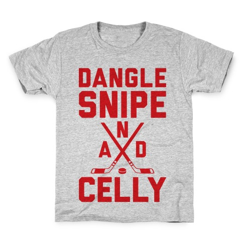 Dangle Snipe And Celly Kids T-Shirt