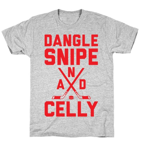 Dangle Snipe And Celly T-Shirt
