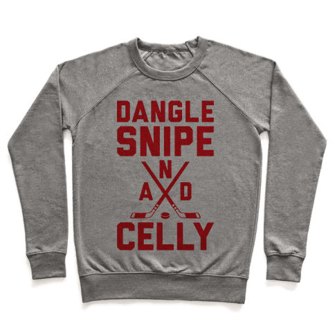Dangle Snipe And Celly Pullover