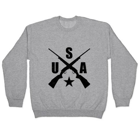USA Rifles Pullover