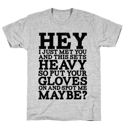 Spot Me, Maybe? (Call Me Maybe) T-Shirt
